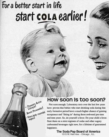 Image result for old shocking ads